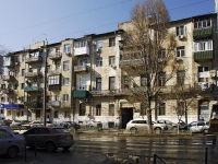Rostov-on-Don, Maksim Gorky st, house 147А. Apartment house