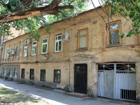Rostov-on-Don, Maksim Gorky st, house 182. Apartment house
