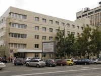 Rostov-on-Don, hostel Ростовского государственного университета путей сообщения, Maksim Gorky st, house 80