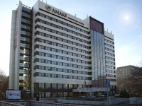 Rostov-on-Don, hotel АМАКС, Mikhail Nagibin avenue, house 19