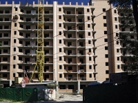 Rostov-on-Don, Mikhail Nagibin avenue, house 43/4. building under construction