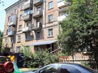 Ростов-на-Дону, Доломановский переулок, дом 1. многоквартирный дом