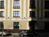 Rostov-on-Don, Dolomanovsky alley, house 2/5А. multi-purpose building