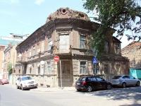 Ростов-на-Дону, Доломановский переулок, дом 4. многоквартирный дом