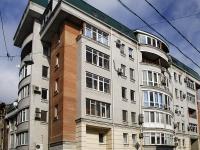 Ростов-на-Дону, Доломановский переулок, дом 8. многоквартирный дом