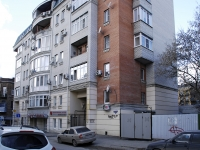 Rostov-on-Don, Dolomanovsky alley, house 8. Apartment house