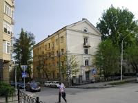 顿河畔罗斯托夫市, 宿舍 Ростовского-на-Дону строительного колледжа, Dolomanovsky alley, 房屋 34