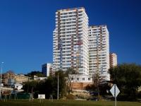Rostov-on-Don, Dolomanovsky alley, house 43. Apartment house