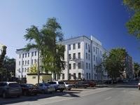 Ростов-на-Дону, Доломановский переулок, дом 53. колледж