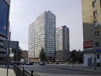 Ростов-на-Дону, Доломановский переулок, дом 43. многоквартирный дом