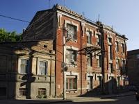 Ростов-на-Дону, Доломановский переулок, дом 6. многоквартирный дом