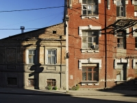 Rostov-on-Don, Dolomanovsky alley, house 6. Apartment house