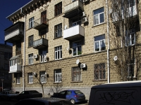 Rostov-on-Don, Suvorov st, house 1. Apartment house