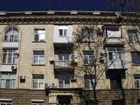 Ростов-на-Дону, улица Суворова, дом 5. многоквартирный дом