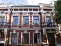 Ростов-на-Дону, улица Суворова, дом 10. многофункциональное здание