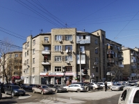 Rostov-on-Don, Suvorov st, house 19. Apartment house