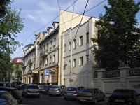 Rostov-on-Don, Suvorov st, house 22. Apartment house