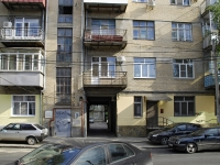 Rostov-on-Don, Suvorov st, house 28. Apartment house