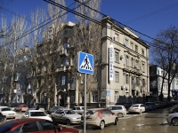 Rostov-on-Don, Suvorov st, house 37. Apartment house