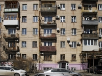 Rostov-on-Don, Suvorov st, house 89. Apartment house