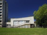 Rostov-on-Don, university РОСТОВСКИЙ ГОСУДАРСТВЕННЫЙ МЕДИЦИНСКИЙ УНИВЕРСИТЕТ, Suvorov st, house 129