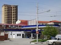 Rostov-on-Don, st Telman, house 117. building under construction