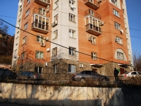 Rostov-on-Don, Bogatyanovsky spusk avenue, house 2В. Apartment house