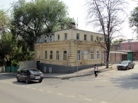 Rostov-on-Don, Bogatyanovsky spusk avenue, house 5. Apartment house