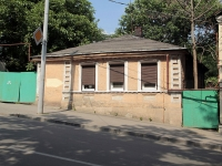 Rostov-on-Don, Bogatyanovsky spusk avenue, house 10. Private house