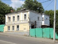 Rostov-on-Don, Bogatyanovsky spusk avenue, house 14. Apartment house