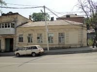 Rostov-on-Don, Bogatyanovsky spusk avenue, house 19. Private house
