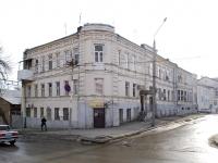 顿河畔罗斯托夫市, Bogatyanovsky spusk avenue, 房屋 21. 公寓楼