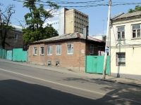 Rostov-on-Don, Bogatyanovsky spusk avenue, house 22. Private house