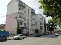 Rostov-on-Don, Bogatyanovsky spusk avenue, house 33. Apartment house