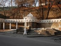 Rostov-on-Don, memorial complex Богатый колодецBogatyanovsky spusk avenue, memorial complex Богатый колодец