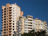 Rostov-on-Don, Krasnykh Zor' st, house 15. Apartment house