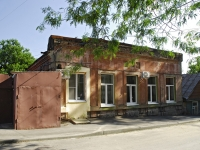 Rostov-on-Don, Krasnykh Zor' st, house 34. Apartment house