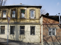 Rostov-on-Don, Krasnykh Zor' st, house 37. Private house