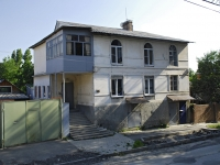 Rostov-on-Don, Krasnykh Zor' st, house 104. Apartment house