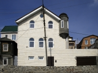 Rostov-on-Don, Krasnykh Zor' st, house 105. Private house