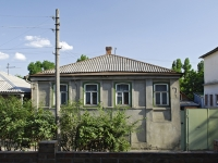 Rostov-on-Don, Krasnykh Zor' st, house 106. Private house