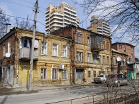 Rostov-on-Don, Krasnykh Zor' st, house 111. Apartment house