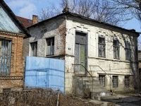 Rostov-on-Don, Krasnykh Zor' st, house 163. Private house