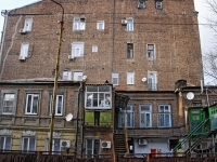 Rostov-on-Don, Petrovskaya st, house 1. Apartment house