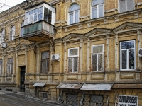 Rostov-on-Don, Petrovskaya st, house 2. Apartment house