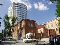 Rostov-on-Don, Petrovskaya st, house 80. lyceum