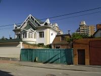 Rostov-on-Don, Petrovskaya st, house 110. Private house