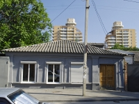 Rostov-on-Don, Petrovskaya st, house 116. Private house