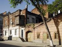 Rostov-on-Don, Khalturinsky alley, house 18. Apartment house
