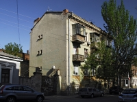 Rostov-on-Don, Khalturinsky alley, house 20. Apartment house